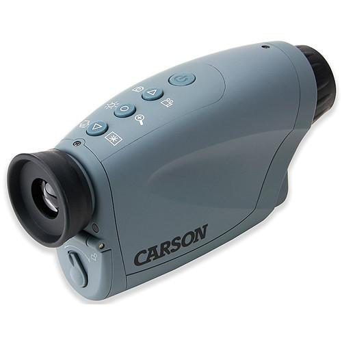 Carson 2-4x Aura Plus Night Vision Monocular/Camera NV-250