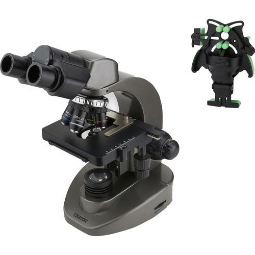 Carson MS-160UN Binocular Biological Microscope Kit MS-160UN