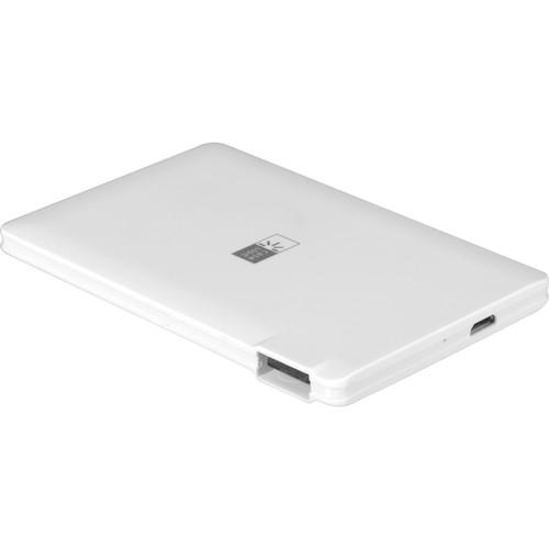 Case Logic 2,200mAh Slim Power Bank (White) CL-PB-22-102-WT