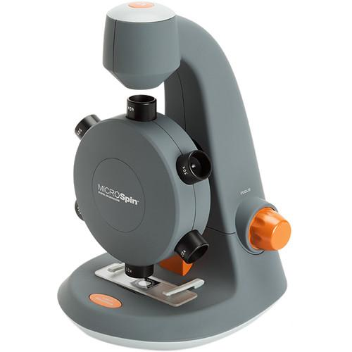 Celestron MicroSpin 2 MP Digital Microscope 44114