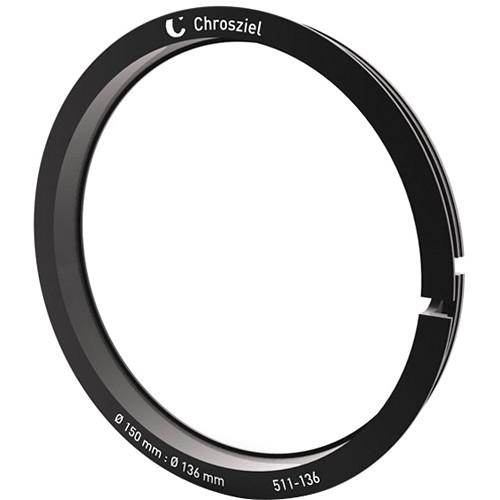 Chrosziel Clamp-On Step-Down Ring for Cine.1 Matte Box C-511-136
