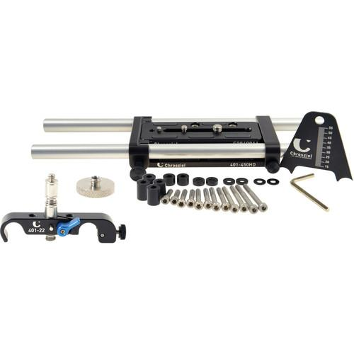 Chrosziel HD Universal Baseplate Kit with Lens C-401-450KIT