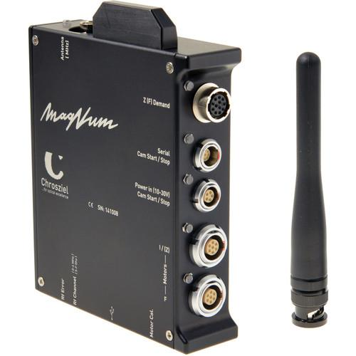 Chrosziel MagNum 200 2-Channel Wireless Lens Control C-MN-200R