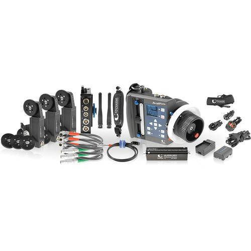 Chrosziel MagNum 300 3-Channel Wireless Lens C-MN-300KIT-H