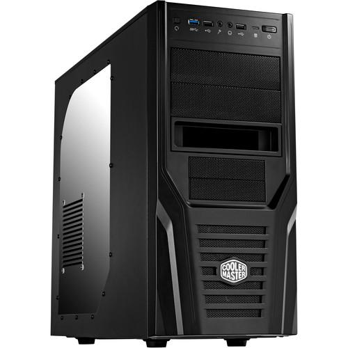 Cooler Master Elite 431 Plus Mid Tower Computer RC-431P-KWN2
