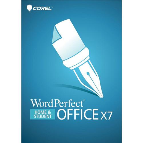 Corel WordPerfect Office X7 Home & Student WPOX7HSENMB