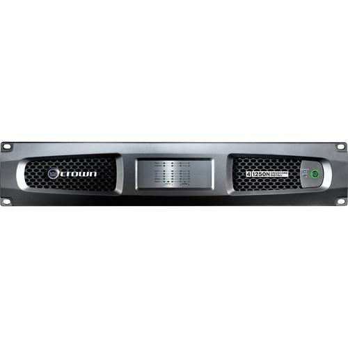Crown Audio DCi 41250N Four-Channel Power Amplifier DCI41250N