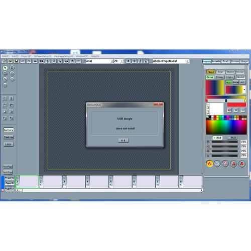 Datavideo CG-250 Character Generator Software Upgrade CG-250