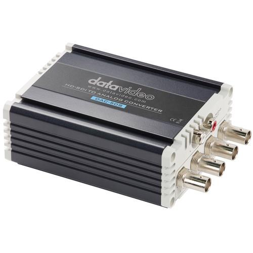 Datavideo DAC-50S HD/SD-SDI to Analog Converter DAC-50S
