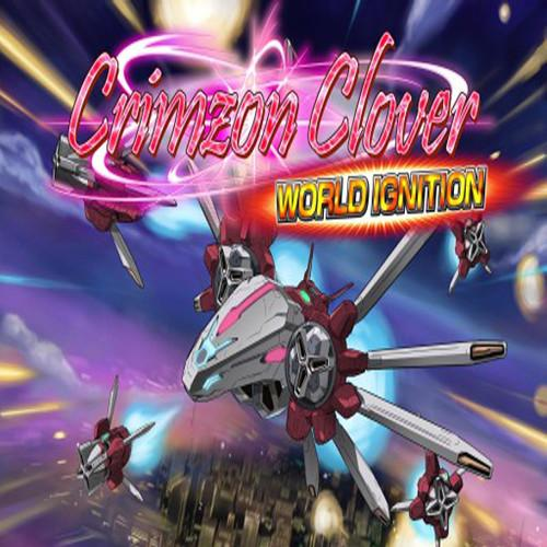 DEGICA Crimzon Clover WORLD IGNITION (PC) CCWI-ESD-STEAM