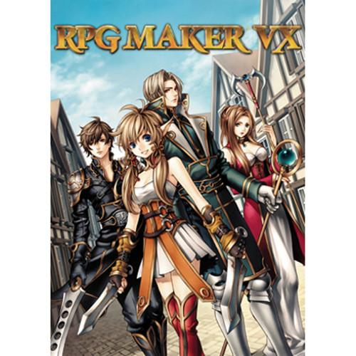 DEGICA  RPG Maker VX (PC) RPGMVX-ESD