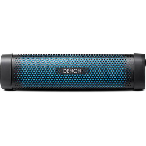 Denon Envaya Mini Portable Bluetooth Speaker (Black) DSB100