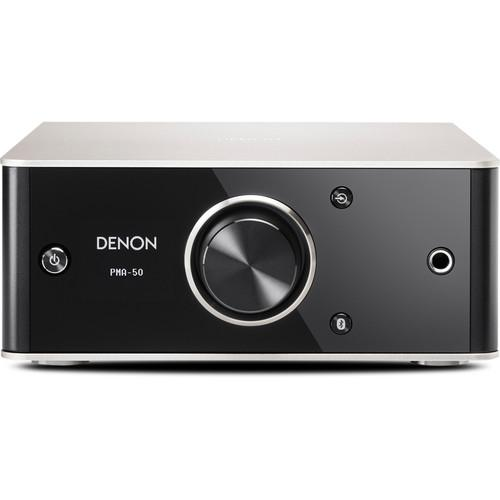 Denon PMA-50 2-Channel Digital Integrated Stereo PMA-50