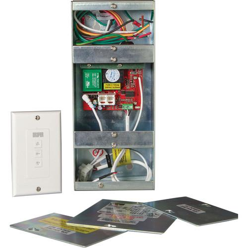 Draper Low Voltage Control Kit with LVC-IV Control Module 121223