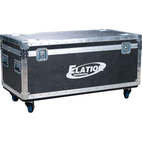 Elation Professional DRCSNIPER 6-Pack Road Case DRCSNIPER