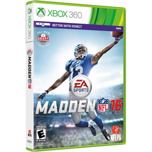 Electronic Arts  Madden NFL 16 (Xbox 360) 73379