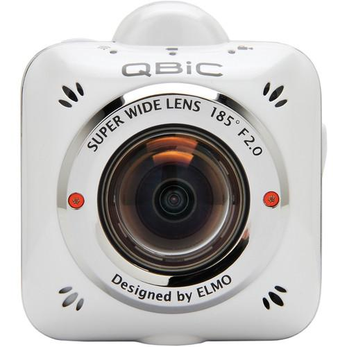 Elmo QBiC MS-1 Wide Angle Wearable Camera Kit with Armor Case