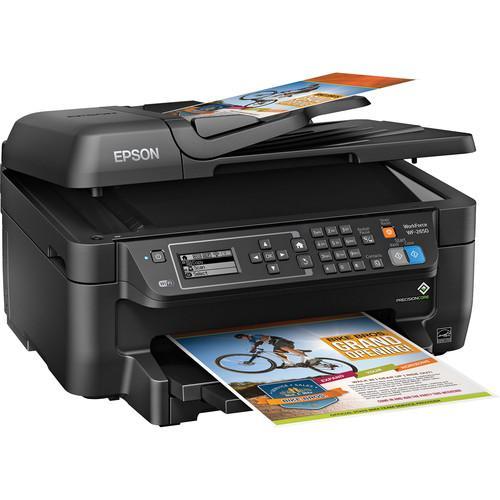 user manual epson workforce wf 2650 all in one inkjet printer rh pdf manuals com Epson Printer WF 2650 Manual epson printer user manual xp 830