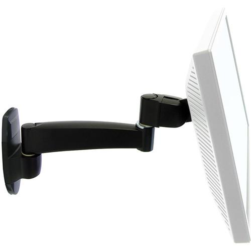 Ergotron Single Extension 200 Series Wall Mount Arm 45-233-200