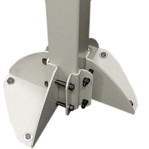 Ergotron Split Pole Mount Bracket for 2