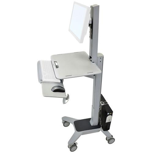 Ergotron WorkFit-C Single LD Sit-Stand Mobile 24-198-055