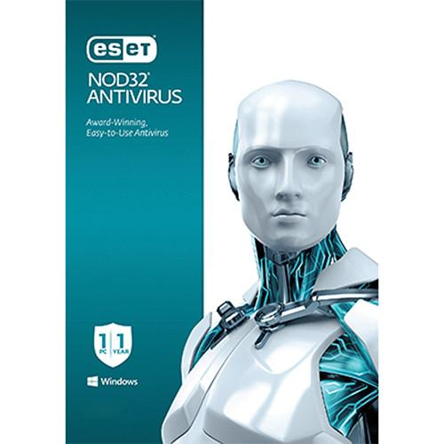 ESET NOD32 Antivirus (1-PC, 1-Year, Download)