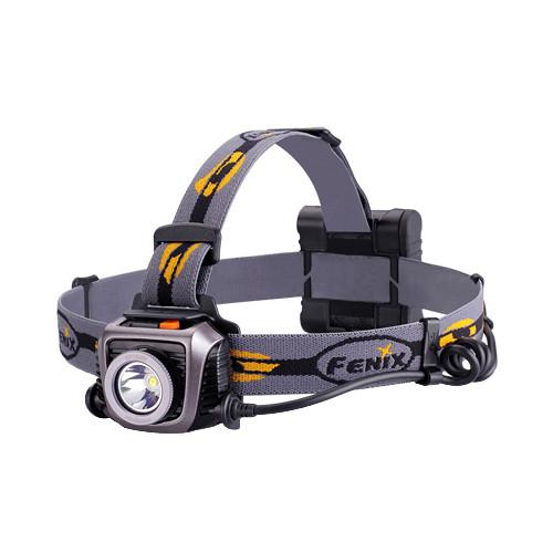 Fenix Flashlight HP15 UE LED Headlight (Gray) HP15-2015-GY