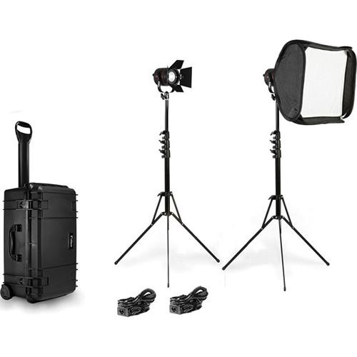 Fiilex  K202 Two-Light Interview Kit FLXK202