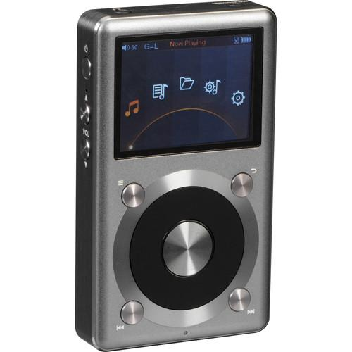 Fiio X3 (2nd Gen) Portable High Resolution Audio Player X3-II