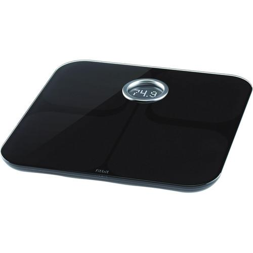 Fitbit  Aria Wi-Fi Smart Scale (Black) FB201B