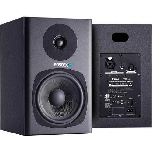 Fostex PM0.5d Personal Active Studio Monitors PM05D-B