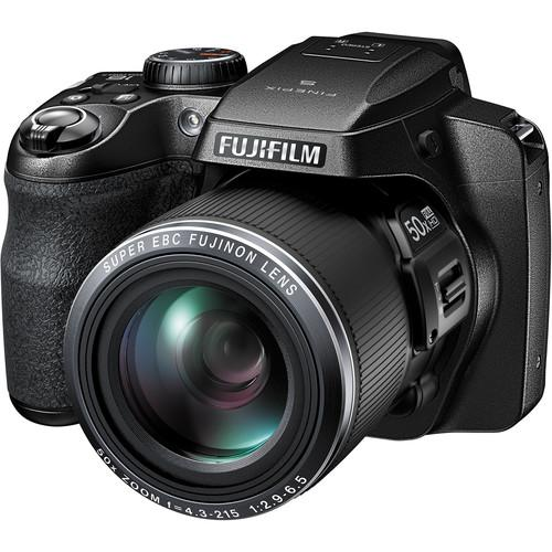 Fujifilm FinePix S9800 Digital Camera Deluxe Kit