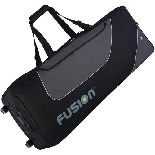 Fusion-Bags Keyboard 12 Gig Bag with Wheels F3-25 K 12 B