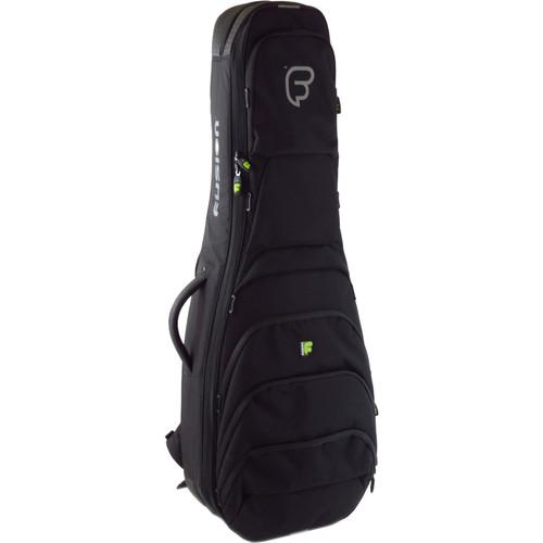 Fusion-Bags Urban Double Electric Guitar Gig Bag UG-05-BK