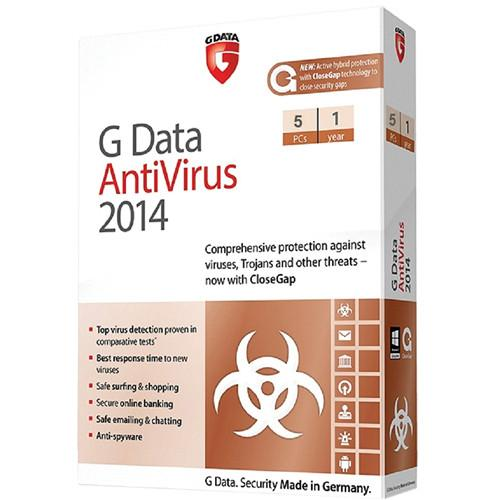 G Data Software Antivirus 2014 Software Download 280914900