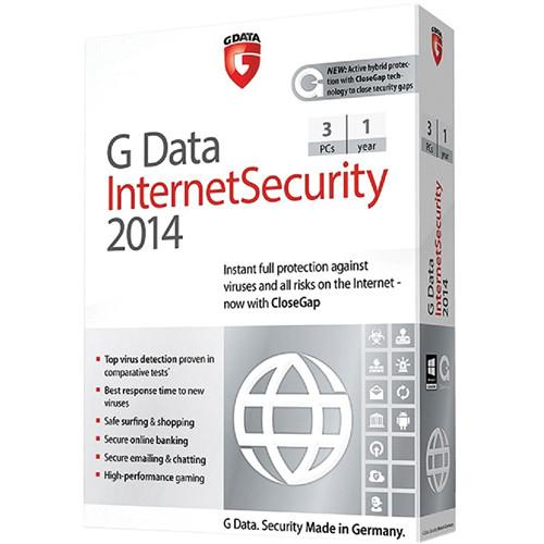 G Data Software Internet Security 2014 Software 280946200