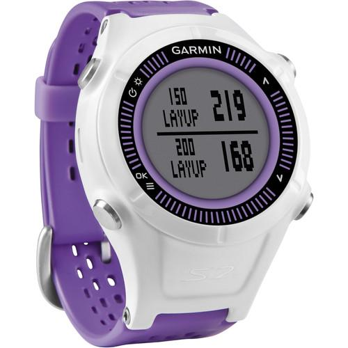 Garmin Approach S2 GPS Golf Watch (Purple/White) 010-01139-02