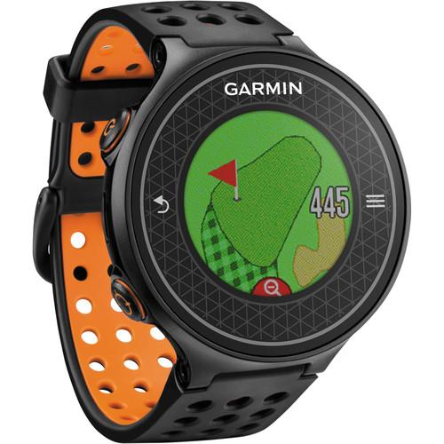 Garmin Approach S6 Swing Trainer and GPS Golf Watch 010-01195-02