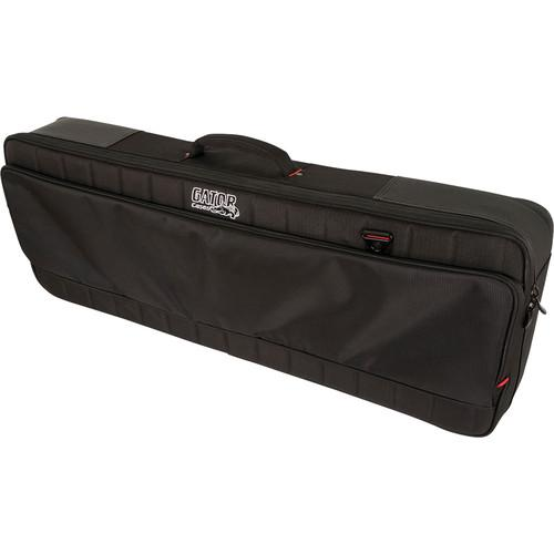 Gator Cases G-PG-76SLIM Pro-Go Series Slim 76-Note G-PG-76SLIM