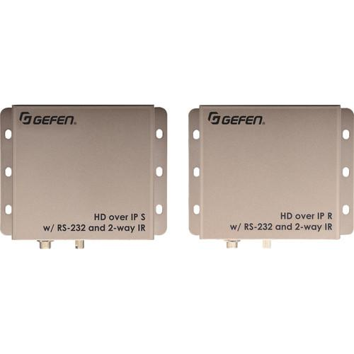 Gefen HDMI Over IP with RS-232 and 2-Way IR EXT-HD2IRS-LAN-TX