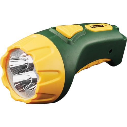 Go Green 4-LED Rechargeable Flashlight GG-113-04RC