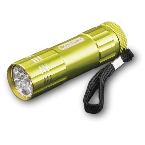 Go Green 9 LED Flashlight (Lime Green) GG-113-09LG