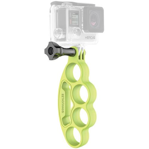 GoWorx GoKnuckles for GoPro HERO (Green) GW-3001-06