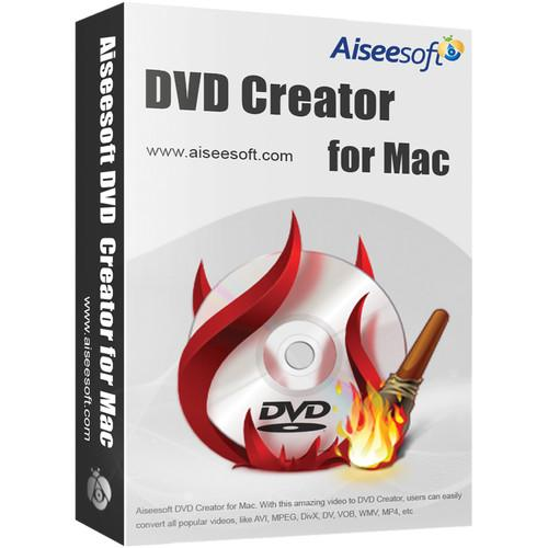 Great Harbour Software Aiseesoft DVD Creator for Mac AISEDCM