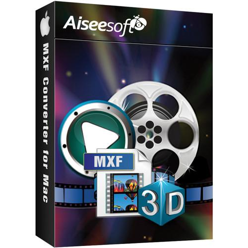 Great Harbour Software Aiseesoft MXF Converter for Mac AISEMXM