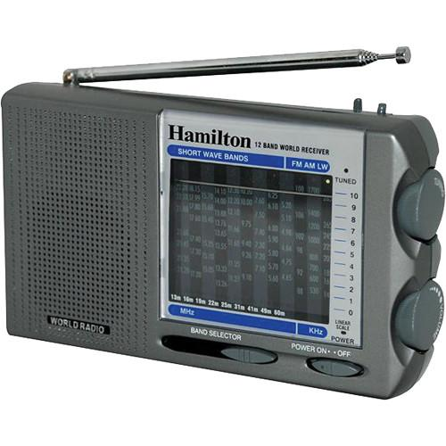 HamiltonBuhl  WBR12 World Band Radio AM/FM WBR12