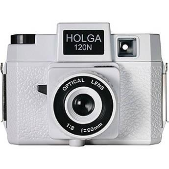 Holga 120N Medium Format Film Camera (White) 785120
