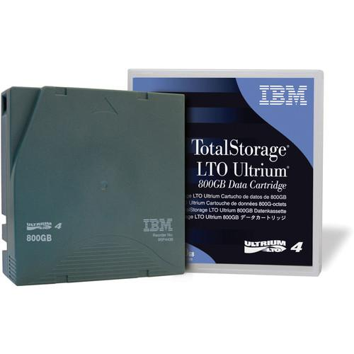IBM 95P4436 LTO Ultrium 4 Tape Cartridge (800GB/1.6TB) 95P4436