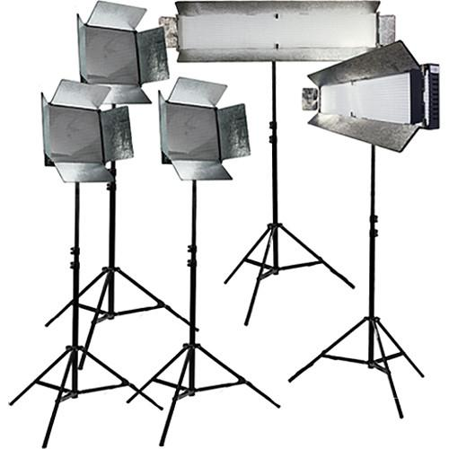 ikan  5-Piece Chromakey Kit V2 - Large CHR31215V2