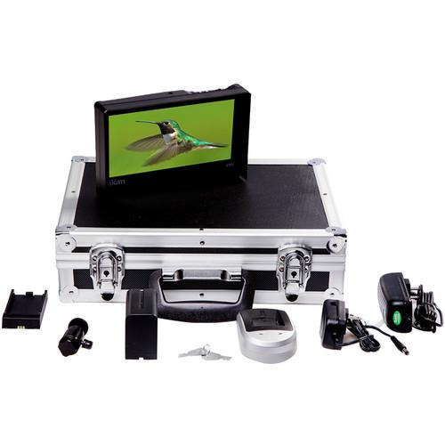 ikan VH8 Field Monitor Deluxe Kit with Sony L Type VH8-DK-S